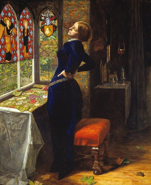 John_Everett_Millais_-_Mariana_-_Google_Art_Project